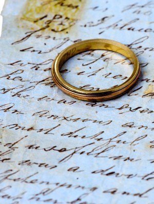 Ring and note